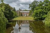 """<p>This majestic Grade I listed property was previously owned by the Duchy of Cornwall, and was also once visited by the Queen, too. Surrounded by breathtaking gardens, it has seven <a href=""""https://www.housebeautiful.com/uk/decorate/bedroom/a34478276/luxury-bedroom/"""" rel=""""nofollow noopener"""" target=""""_blank"""" data-ylk=""""slk:bedrooms"""" class=""""link rapid-noclick-resp"""">bedrooms</a>, five bathrooms, four reception rooms and an impressive swimming pool.</p><p><a href=""""https://www.knightfrank.co.uk/properties/residential/for-sale/bradninch-exeter-devon-ex5/exe012016636"""" rel=""""nofollow noopener"""" target=""""_blank"""" data-ylk=""""slk:This property is on the market for £3,000,000 via Knight Frank"""" class=""""link rapid-noclick-resp"""">This property is on the market for £3,000,000 via Knight Frank</a>. </p>"""