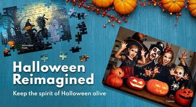 Halloween isn't cancelled - it's reimagined. (CNW Group/The Printing House Limited)