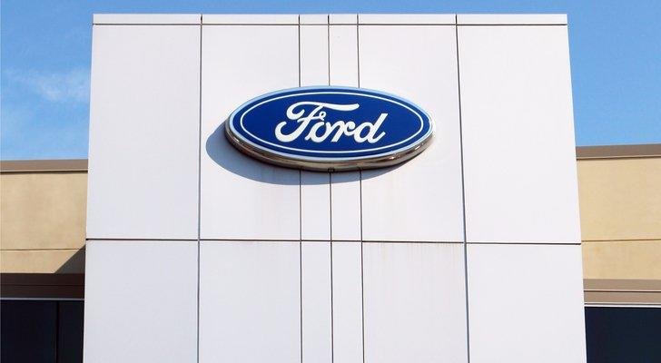 High Dividend Stocks: Ford (F)