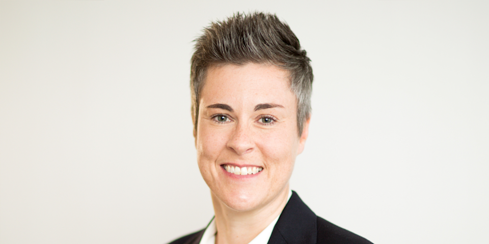 30) Rachel Higham, managing director of IT, BT. Photo: BT