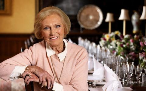 An antidote to the standard celebrity host: Mary Berry - Credit: BBC