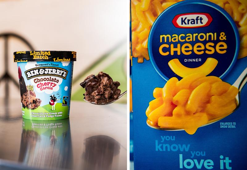 A Kraft Heinz and Unilever Merger Would Bring All These Brands Together