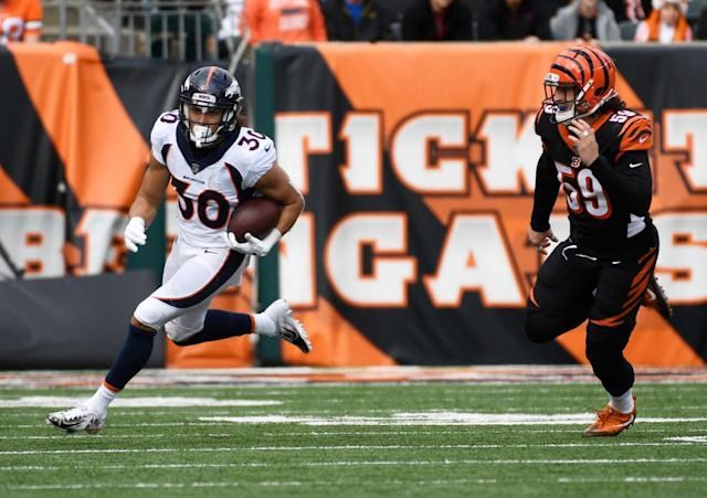 Will the Broncos' record improve in 2019? Sports Illustrated says no, it'll be worse.
