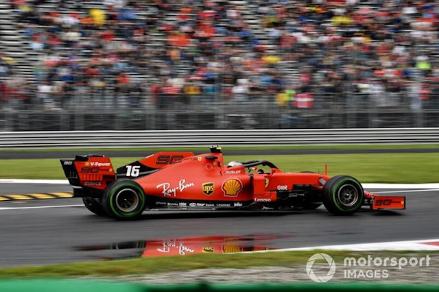 """Charles Leclerc, Ferrari SF90 <span class=""""copyright"""">Jerry Andre / Sutton Images</span>"""