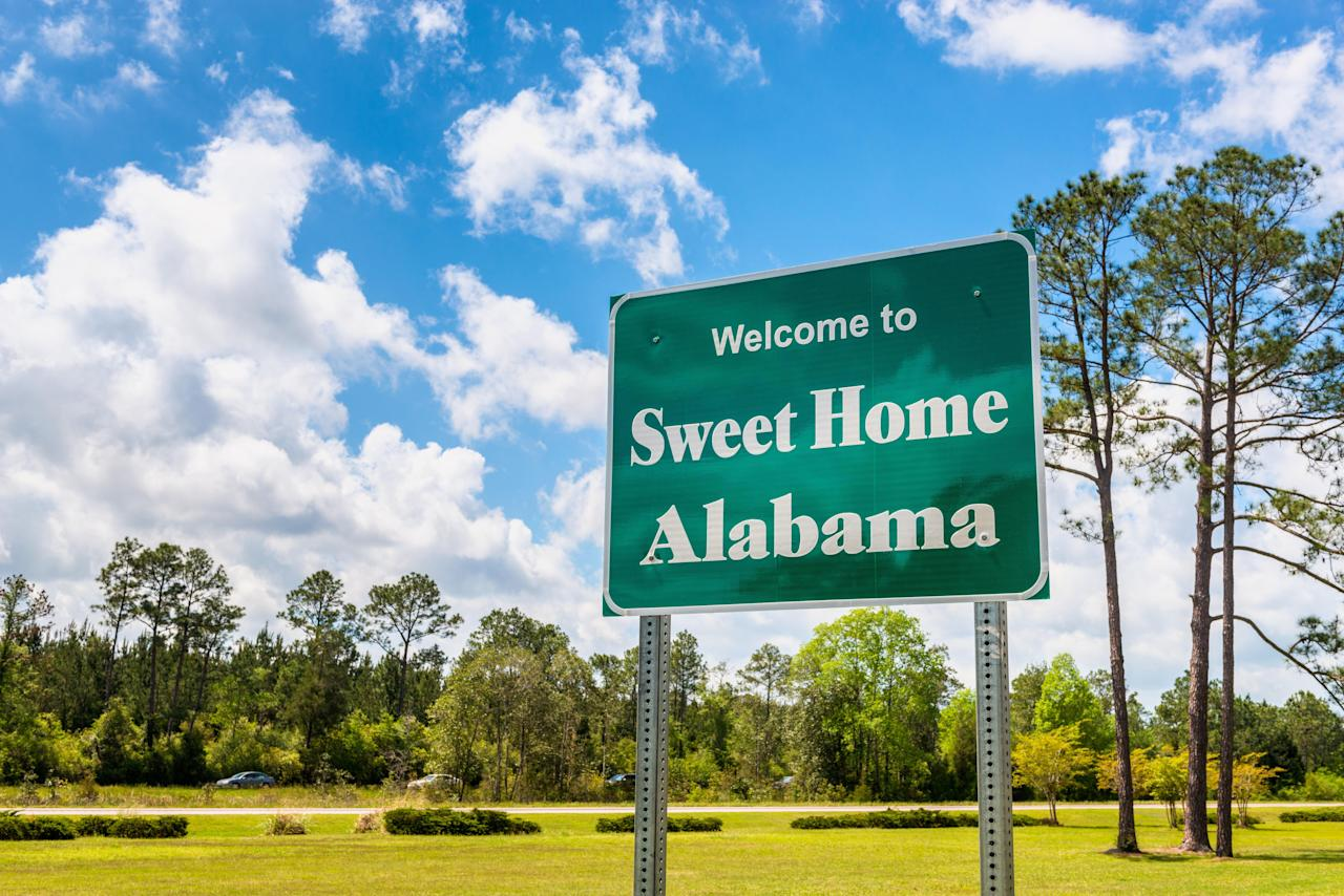 "<p>Alabama for most everyone else in the country is just Alabama, but for the natives it's 'Bama. The shortened form is used as a nickname for the state and the University of Alabama. According to Dictionary.com, ""bama"" can also be <a href=""https://www.thedailymeal.com/entertain/weirdest-regional-slang-america-slideshow?referrer=yahoo&category=beauty_food&include_utm=1&utm_medium=referral&utm_source=yahoo&utm_campaign=feed"">slang for someone</a> who is unstylish or uncool, though we doubt Alabama folks subscribe to that version of the word.</p>"