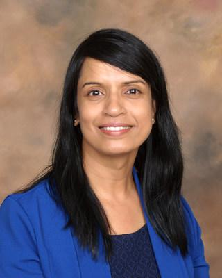 Radhika Krishnan, Senior Vice President and General Manager of 3D Systems' Software Workflow Business