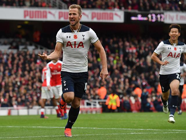 Tottenham could confirm finishing above Arsenal with victory in the north London derby