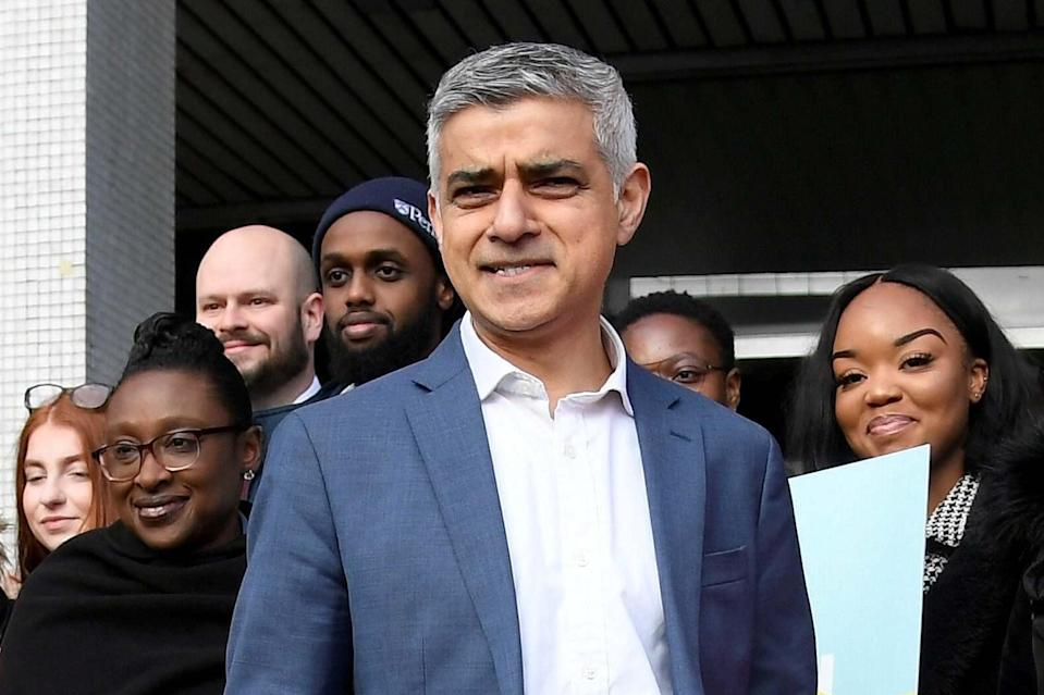 Sadiq Khan criticised Rishi Sunak's new package of financial support for workers and firms: REUTERS