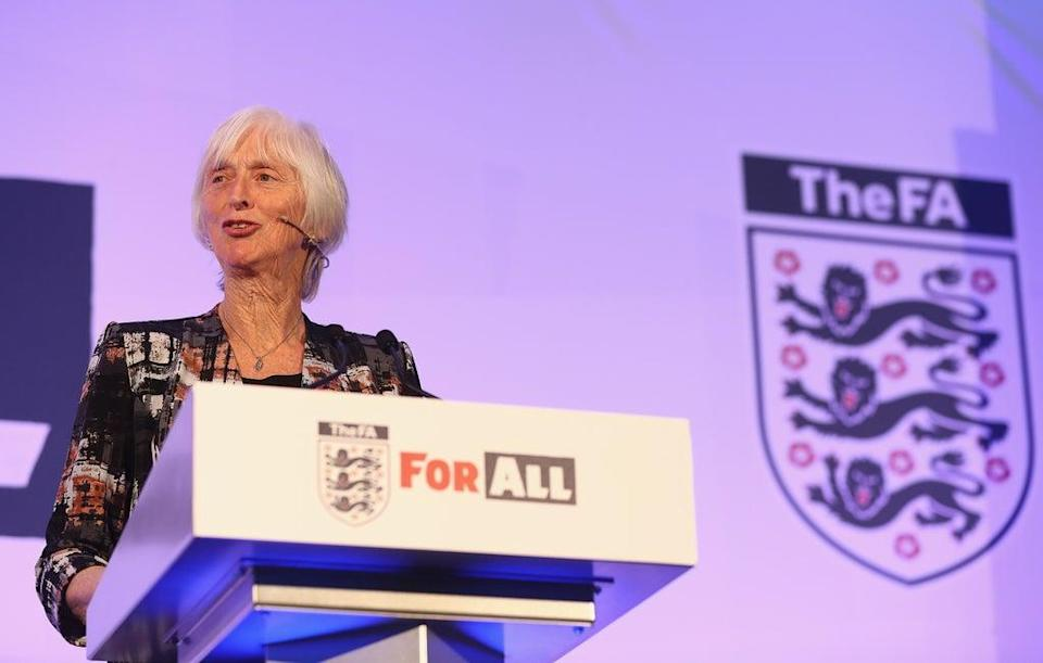 Baroness Sue Campbell has hailed the new initiative (The FA via Getty Images)