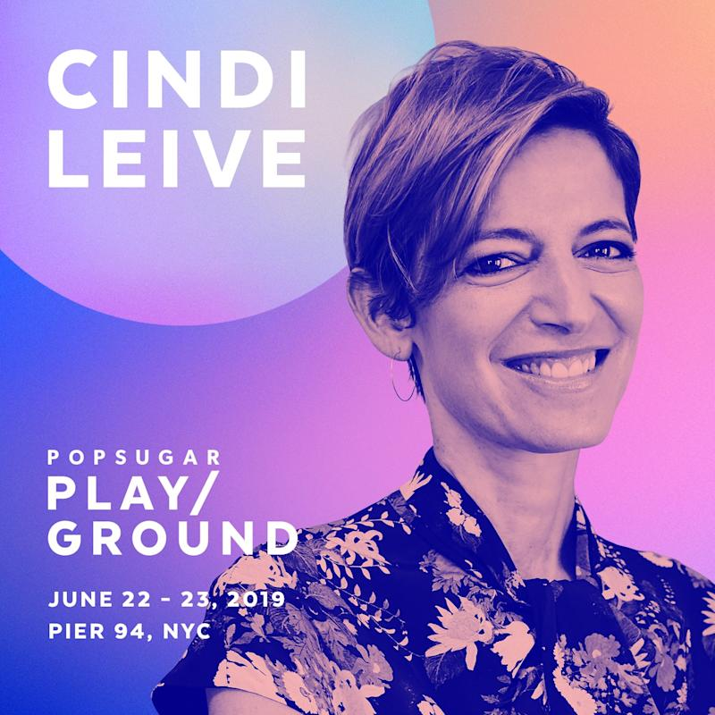Journalist Cindi Leive Joins The POPSUGAR Play Ground Lineup
