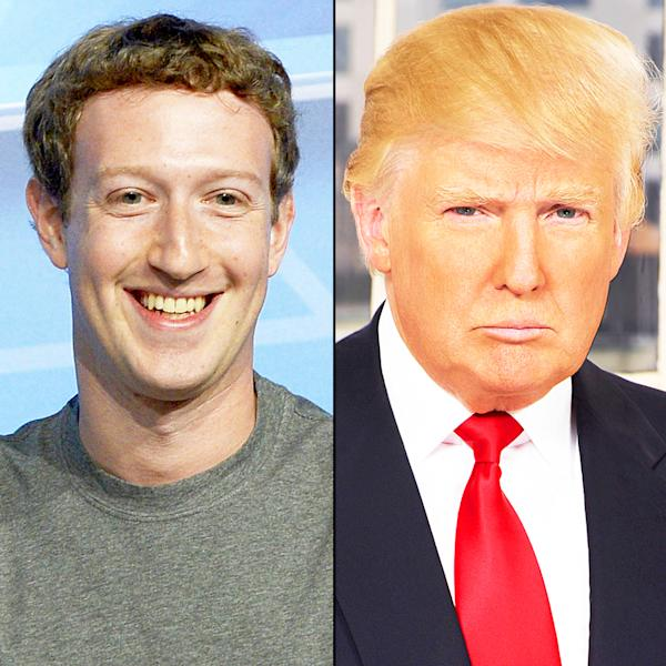 Mark Zuckerberg reflected on Donald Trump's win with a post to Facebook on Wednesday, November 9, alongside an adorable photo of himself with 11-month-old daughter Max — read more