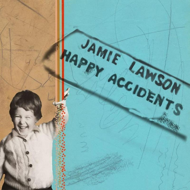 Jamie's album Happy Accidents is out now. Source: Supplied
