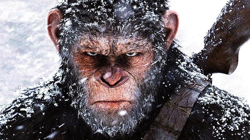 War for the Planet of the Apes is getting a sequel (Credit: Fox)