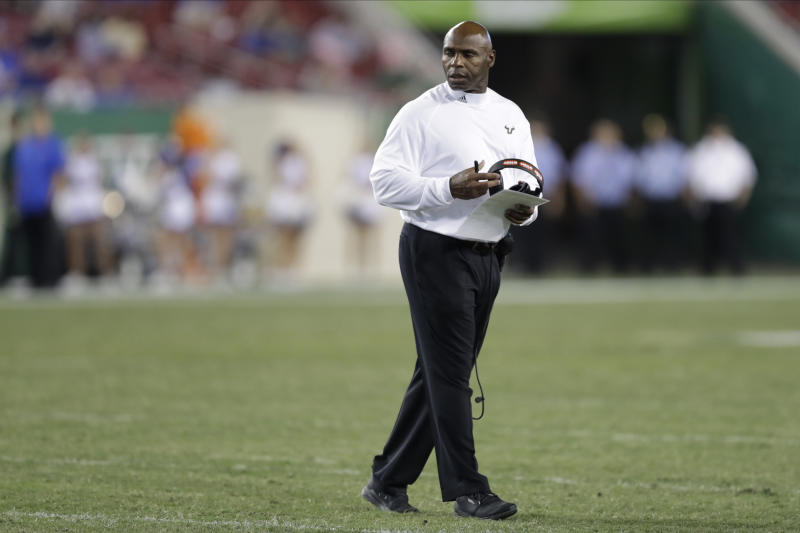 Charlie Strong Lands Job with Alabama, Nick Saban