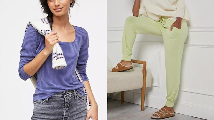 Joggers, tees, skirts and more—whatever it is you're looking for, Anthropologie has got it on sale right now.