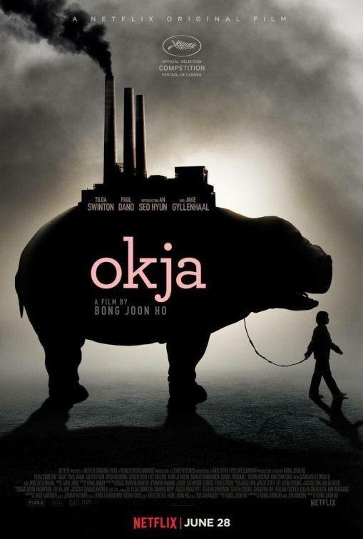 """<p>Fans of Bong Joon-ho might already know about this genre-defying visionary film <em>Okja</em>, starring child actress Ahn Seo-hyun alongside <em>Parasite</em> actor Choi Woo-shik and big Hollywood names like Tilda Swinton and Jake Gyllenhaal. Named as one of the <a href=""""https://www.nytimes.com/2019/11/24/movies/best-movies-2010s-decade.html"""" rel=""""nofollow noopener"""" target=""""_blank"""" data-ylk=""""slk:New York Times' 10 Most Influential Films of the Decade"""" class=""""link rapid-noclick-resp""""><em>New York Times</em>' 10 Most Influential Films of the Decade</a>, the Netflix release is about a young girl, her genetically modified massive pig, and their fight against corporate greed.</p><p><a class=""""link rapid-noclick-resp"""" href=""""https://www.netflix.com/title/80091936"""" rel=""""nofollow noopener"""" target=""""_blank"""" data-ylk=""""slk:Watch Now"""">Watch Now</a></p>"""