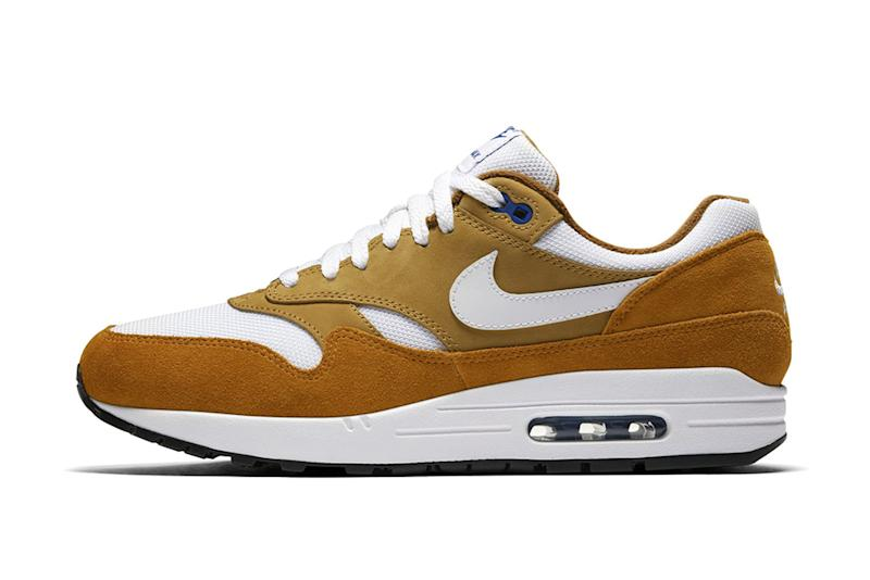 1cbb17350d366 One of the Most Sought-After Nike Air Max 1 Colorways Returns Next Week