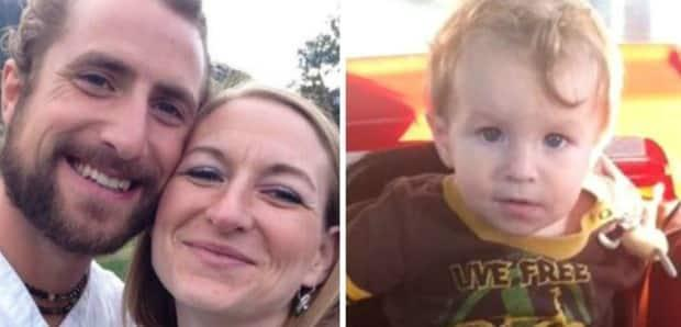 David and Collet Stephan were found guilty in a court in Lethbridge, Alta., in 2016 of failing to provide the necessaries of life to 19-month-old Ezekiel. They treated him with hot peppers, garlic, onions and horseradish before he died of bacterial meningitis. (Facebook - image credit)