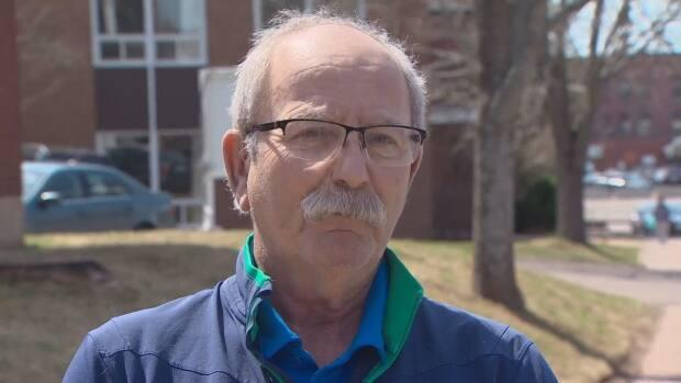David Kogon, the mayor of Amherst, N.S., says people are struggling with their mental health right now because of COVID-19 restrictions. (Patrick Callaghan/CBC - image credit)
