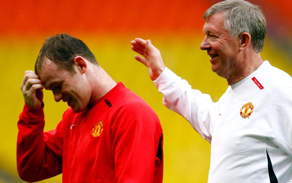 Manchester United manager Alex Ferguson reacted with a flash of anger when asked recently if his team were too reliant on Wayne Rooney - Reuters