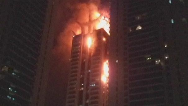 The Dubai Police forensic department has released its findings on the fire, which burnt half the building in the early hours of November 18.