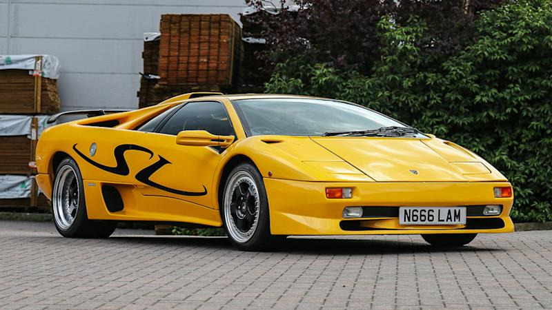 Classic Lamborghinis Could Fetch 430 000 At Auction