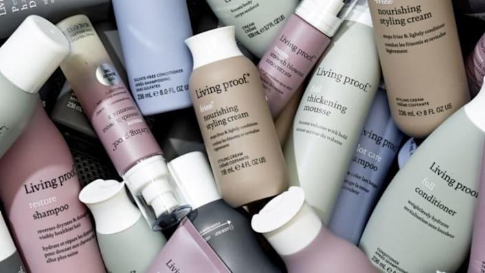 Living Proof creams, shampoos, sprays and more all work to give you a PhD--perfect hair day.