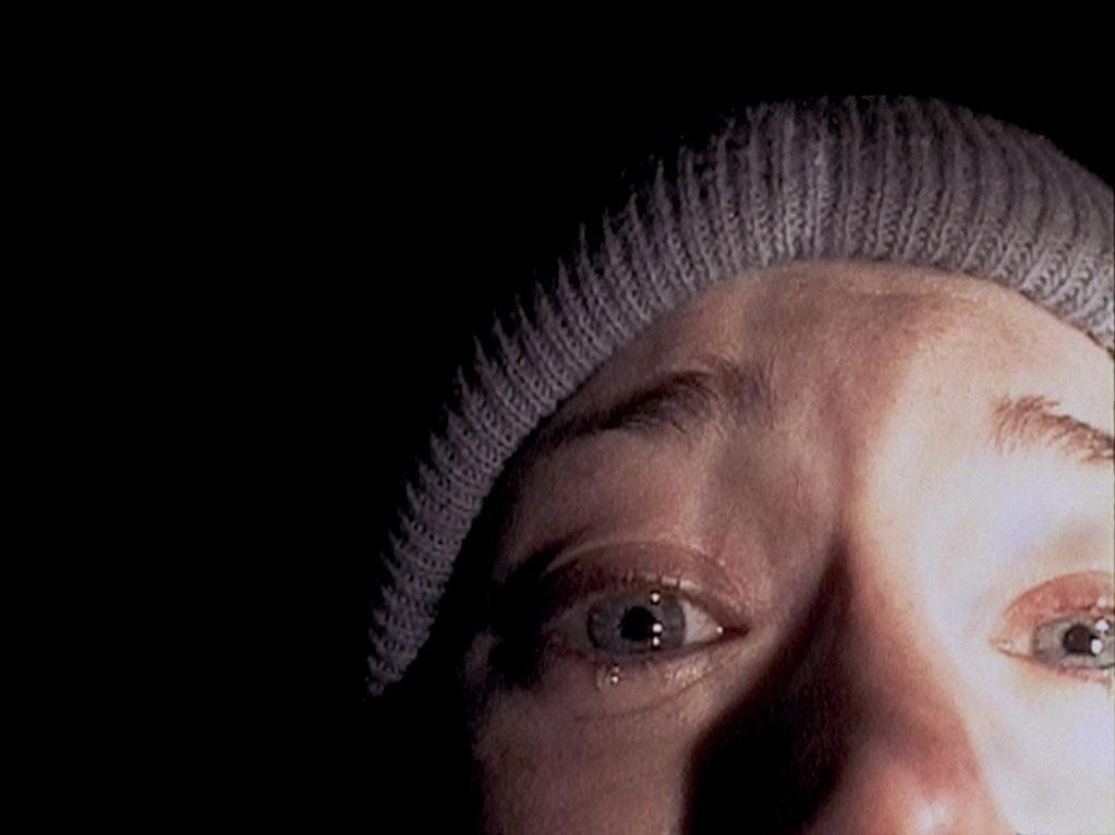 """<a href=""""http://movies.yahoo.com/movie/1800019506/info"""">The Blair Witch Project</a> (1999): The mother of them all. Just saying the words """"Blair Witch"""" serves as an instant shorthand: People know exactly what you mean. The gimmick, in case you've forgotten, is that we were supposedly watching the real, final footage of a trio of friends who entered the woods to make a documentary about the legendary Blair Witch. They shot every moment and every movement they made -- including their last. A debut at the Sundance Film Festival kicked off the talk. Unknown actors played the three characters, furthering the possibility that this was all authentic. A website pushed the idea that this was legitimate, adding to the eeriness. The movie made nearly $141 million; a year later, though, the secret was out and the hype was gone, and the sequel, """"Book of Shadows: Blair Witch 2,"""" only made about $26 million."""