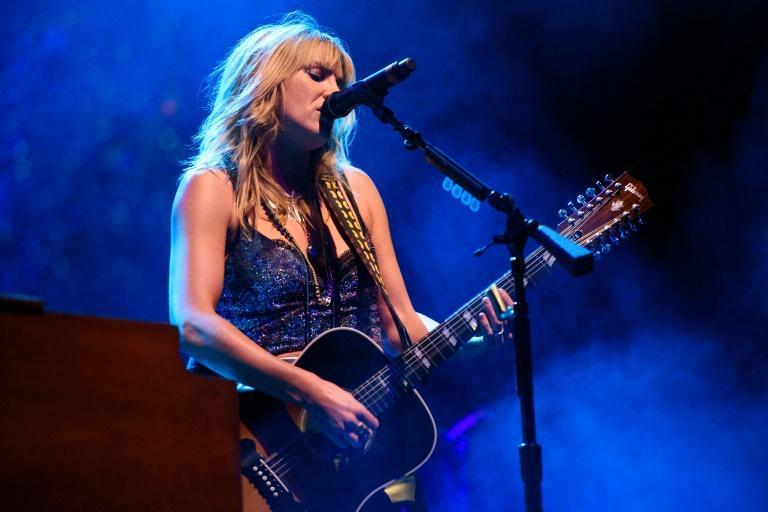 Grace Potter, seen here performing in New York in 2015, is among the female-dominated class of rockers for the 2021 Grammys