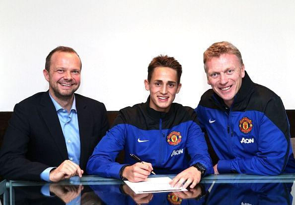 Januzaj could become a Manchester United great
