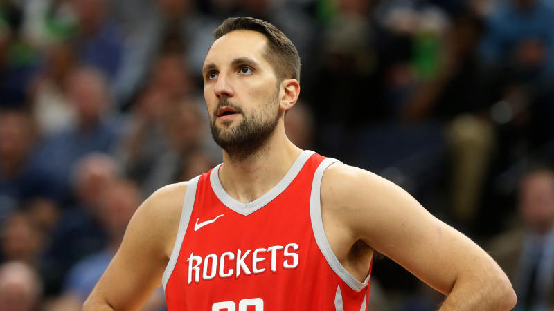 The Rockets And Suns Made A Trade Sending Ryan Anderson To Phoenix