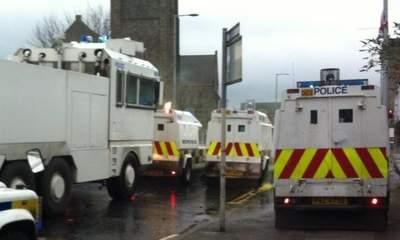 Shots Fired In New Northern Ireland Clashes