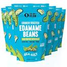 """<p><strong>The Only Bean</strong></p><p>amazon.com</p><p><strong>$19.49</strong></p><p><a href=""""https://www.amazon.com/dp/B08R6DZXYV?tag=syn-yahoo-20&ascsubtag=%5Bartid%7C1782.g.4497%5Bsrc%7Cyahoo-us"""" rel=""""nofollow noopener"""" target=""""_blank"""" data-ylk=""""slk:BUY NOW"""" class=""""link rapid-noclick-resp"""">BUY NOW</a></p><p>Each serving of edamame serves up 14 grams of complete plant-based protein, making this a super healthy and delicious option that will keep you fuller. </p>"""