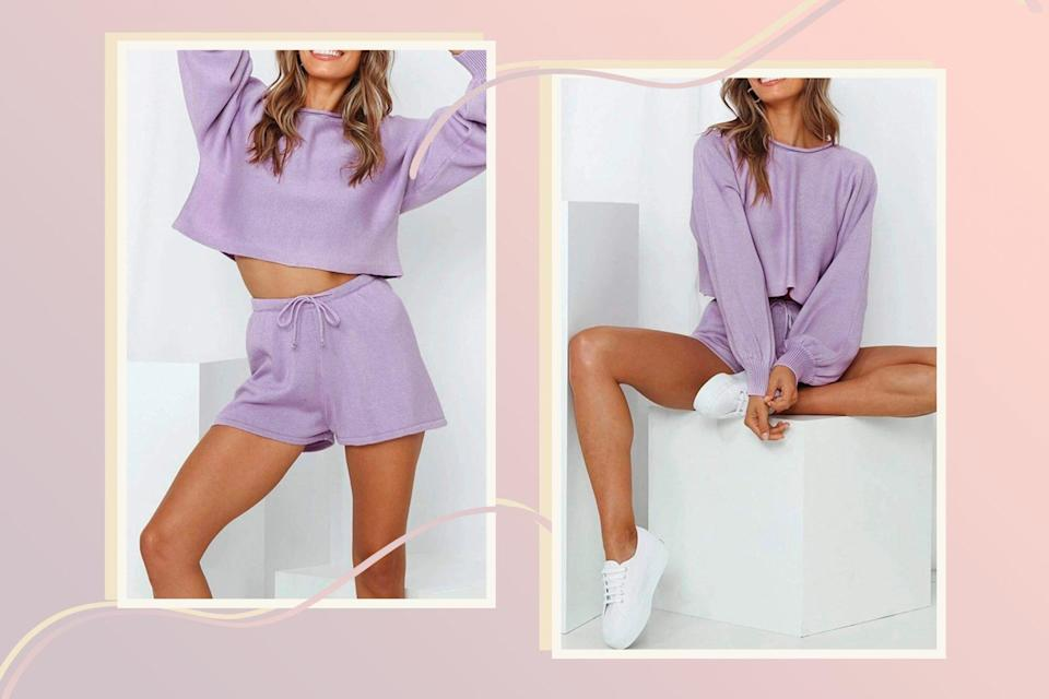 We're Calling It Now — You'll Want to Wear This $38 Loungewear Set All Spring Long