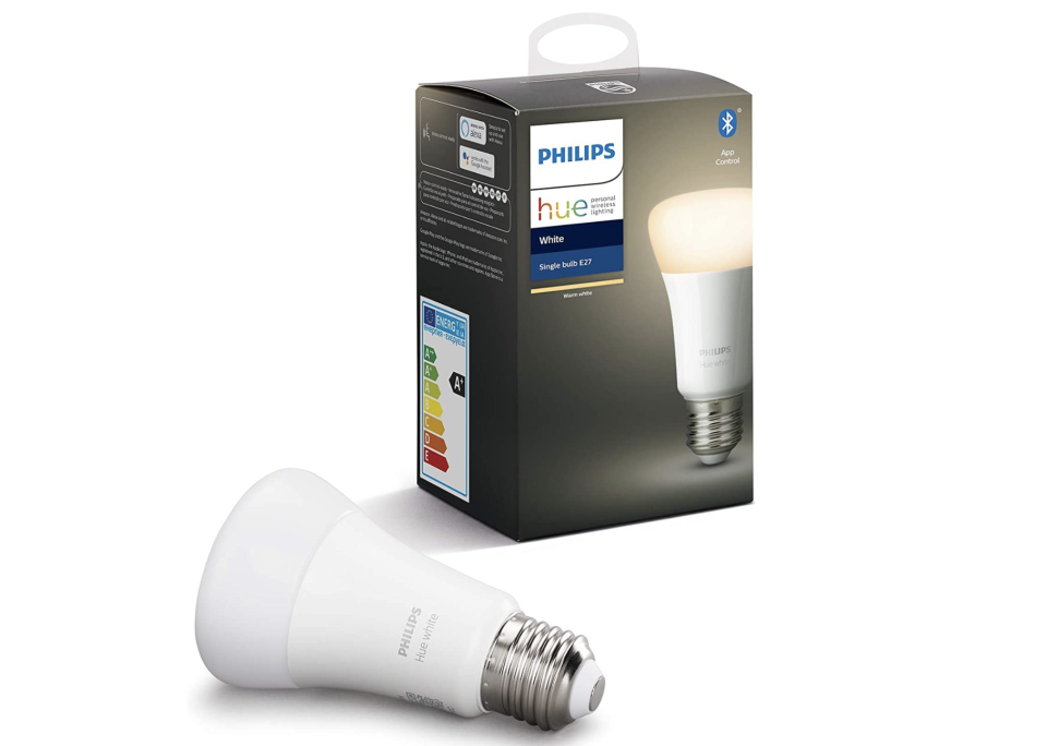 Philips Hue Bombilla Inteligente LED E27