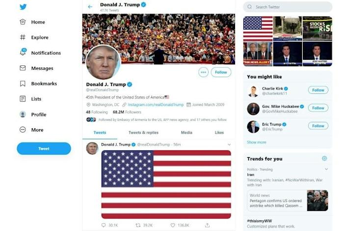Donald Trump had more than 80 million Twitter followers and used the messaging platform as a key way to connect with supporters before he was banned by the service for breaking its rules