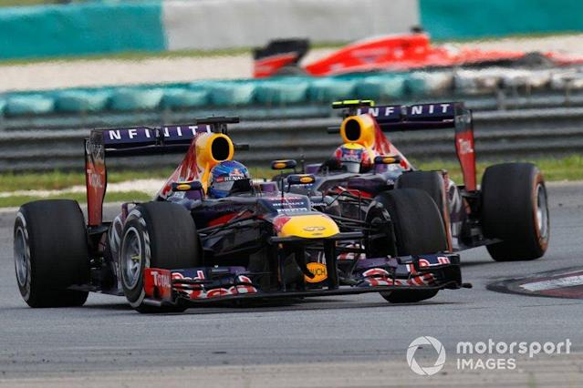 "Red Bull RB9 - 13 victorias <span class=""copyright"">Alastair Staley / Motorsport Images</span>"