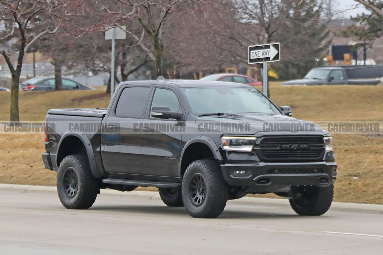 "<p>The <a rel=""nofollow"" href=""https://www.caranddriver.com/news/a15345674/rammer-jammer-desert-hammer-ram-unveils-rebel-trx-concept/"">Ram Rebel TRX concept</a> first met the public at the 2016 State Fair of Texas, surprising all in attendance. Ford had been stealing hearts and headlines with its F-150 Raptor production off-roader for few years, and while most inside the industry figured Ram must be working on something, the Ram Rebel TRX concept made it from the design studio to the stage with uncharacteristic secrecy. </p>"