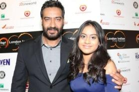 Ajay Devgn reveals why his daughter Nysa visited a salon post the death of his father