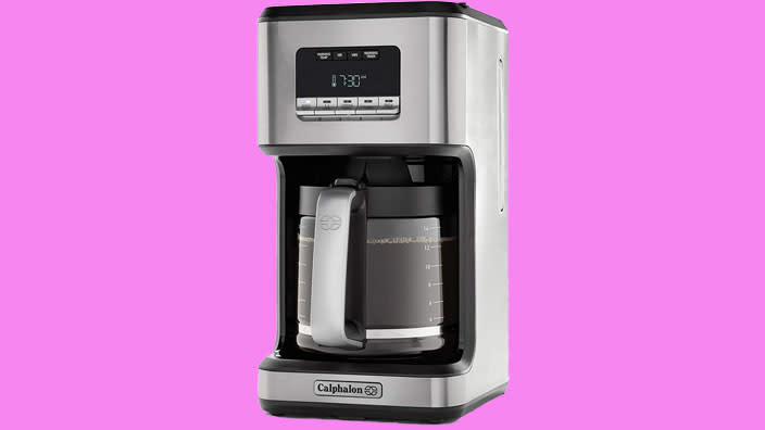 Coffee makers are on sale for Prime Day — wake up to the savings! (Photo: Amazon)