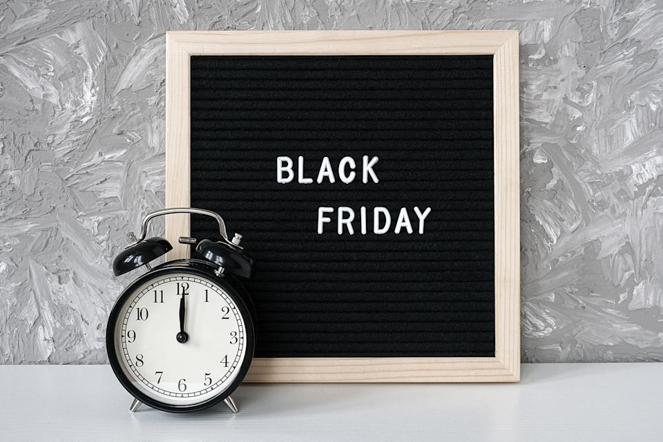 Black Friday is almost over - which means now's your last chance to take advantage of these major Black Friday sales before midnight.