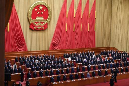 The National People's Congress said only it has the right to rule on whether a law is in accordance with Hong Kong's Basic Law -- the city's mini-constitution