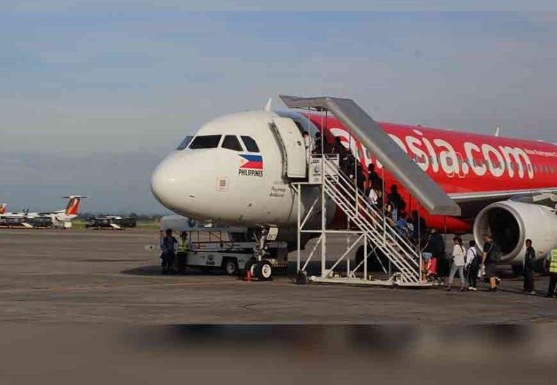 AirAsia cancels domestic flights to and from Manila