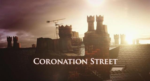 A still from the opening titles of Coronation Street. (ITV)