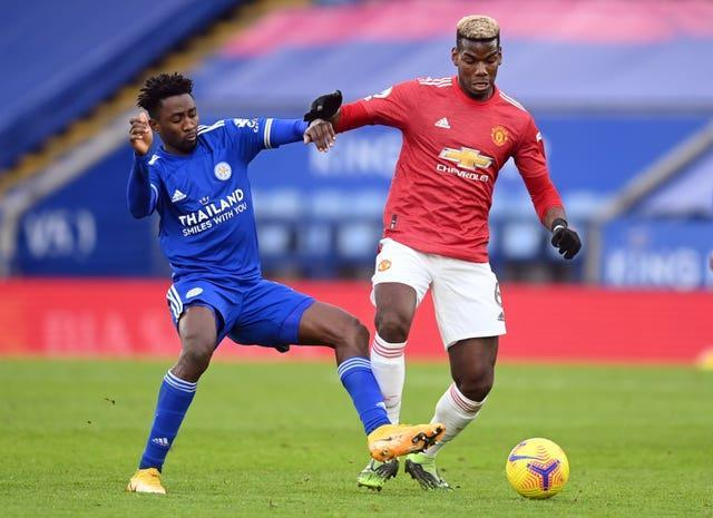 Leicester and Manchester United fought out a 2-2 league draw at the King Power Stadium on Boxing Day