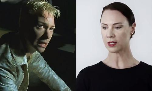 the matrix cast then and now