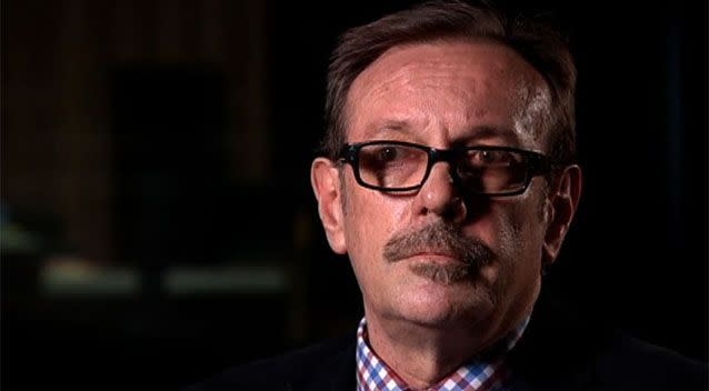 Dr Trevor Clark, national director of ASPECT, said Toby's 'meltdowns' left himself and his peers in danger. Photo: ABC