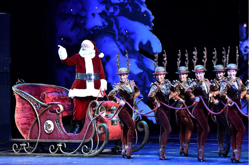 Across the country, Christmas shows are going virtual. (Photo: Steven Ferdman/Getty Images)