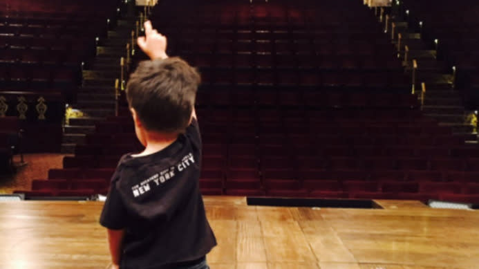 Lin-Manuel Miranda's 3-Year-Old Son Has Some Thoughts About 'Hamilton'