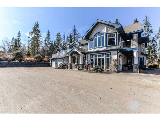 The most expensive homes for sale in alberta for Most expensive house for sale